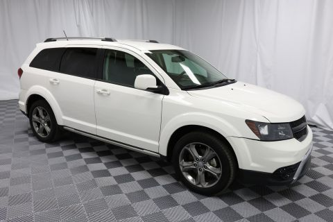 Pre-Owned 2017 Dodge Journey Crossroad Plus All-Wheel Drive