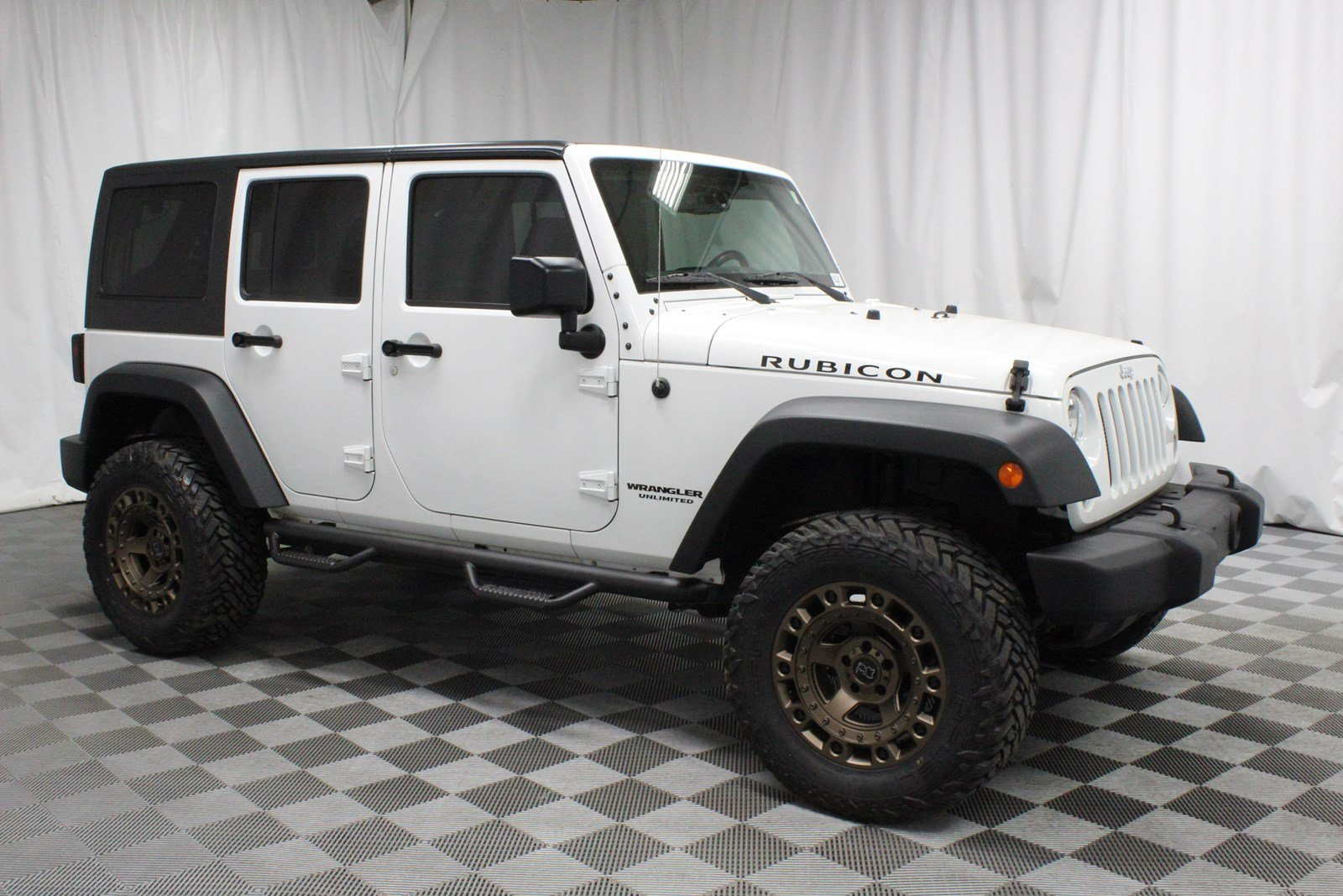2015 Jeep Wrangler Unlimited Rubicon >> Pre Owned 2015 Jeep Wrangler Unlimited Rubicon 4x4