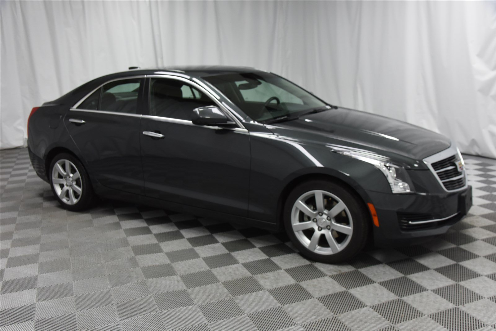 Pre Owned 2016 Cadillac Ats Sedan Standard Rwd In Wichita U569823 Super Car Guys