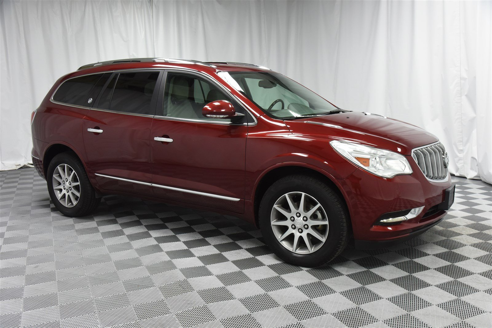 Pre Owned 2017 Buick Enclave Leather