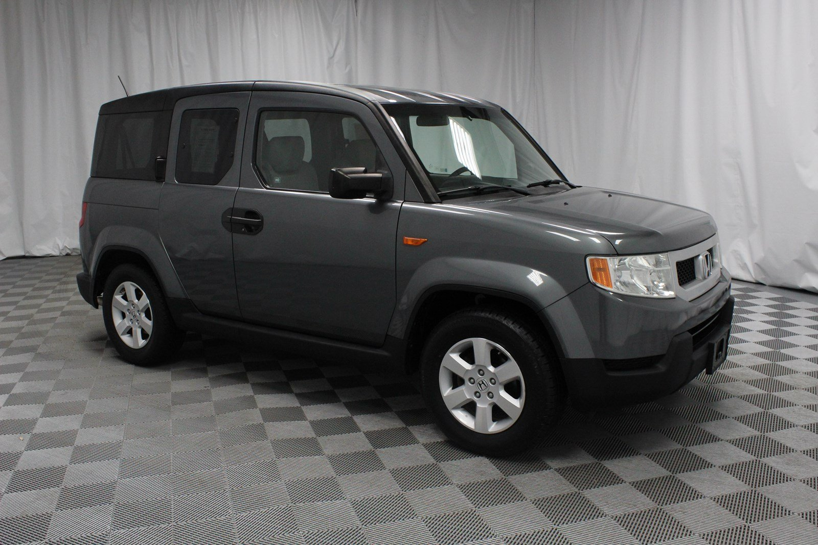 Pre Owned 2010 Honda Element 4x4 Suv In Wichita N447918a Super