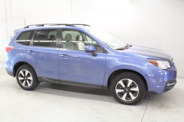 Pre-Owned 2018 Subaru Forester Premium All-Wheel Drive