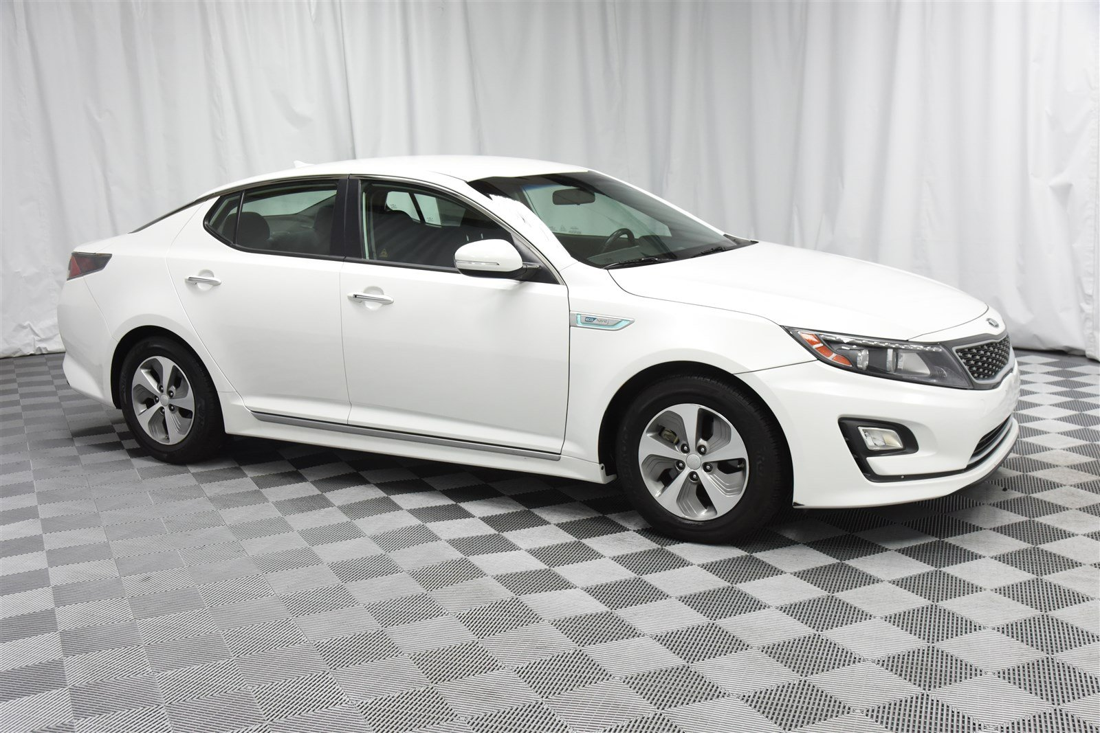 Pre Owned 2016 Kia Optima Hybrid