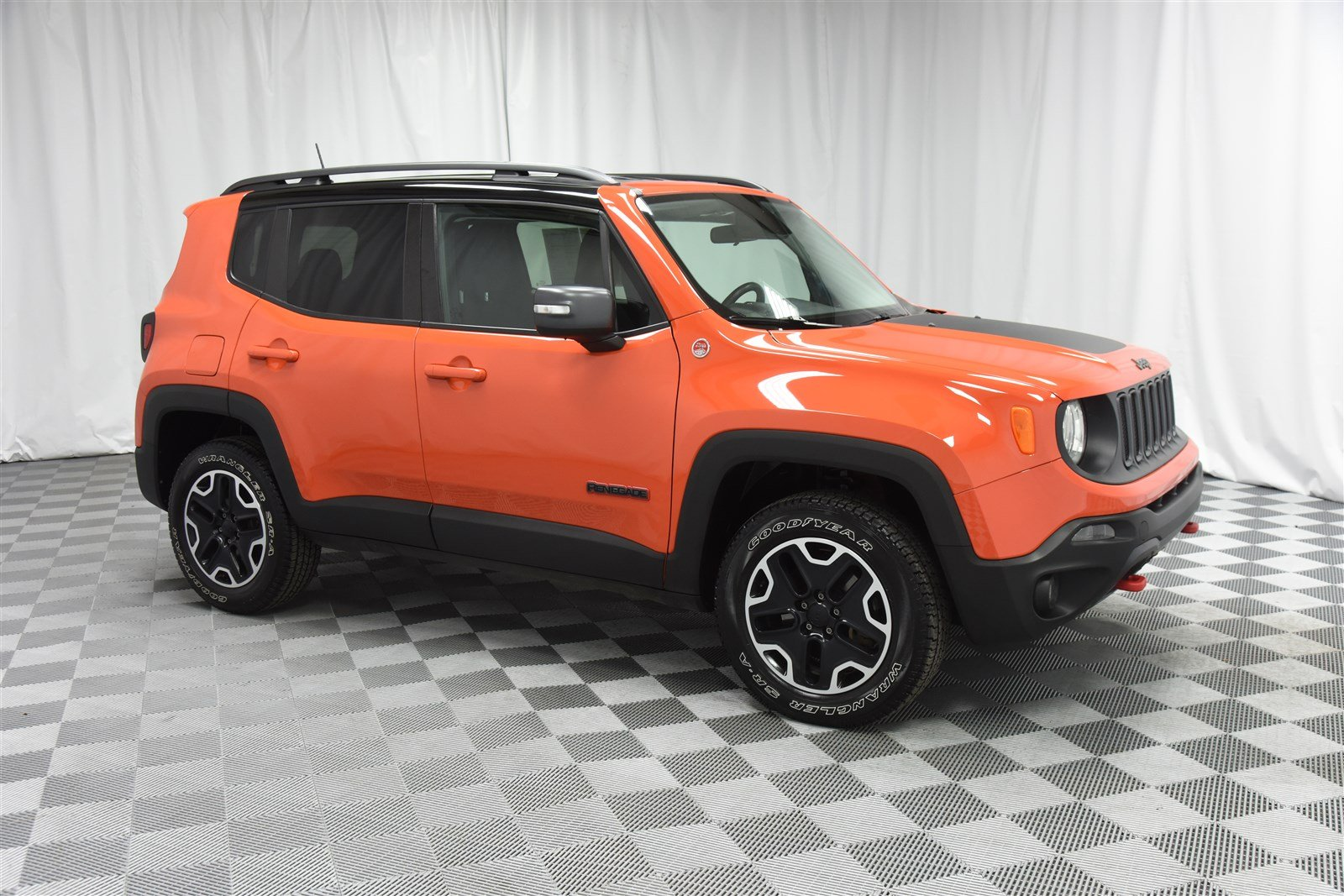 Pre Owned 2015 Jeep Renegade Trailhawk 4x4